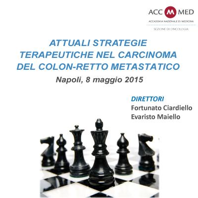 Attuali strategie terapeutiche del carcinoma del colon-retto metastatico