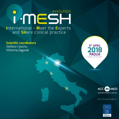 Progetto iMESH evolution. International panel discussion on new scientific evidences and their impact on mCRC clinical practice