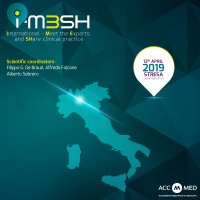 iM3SH. International panel discussion on new scientific evidences and their impact on mCRC clinical practice