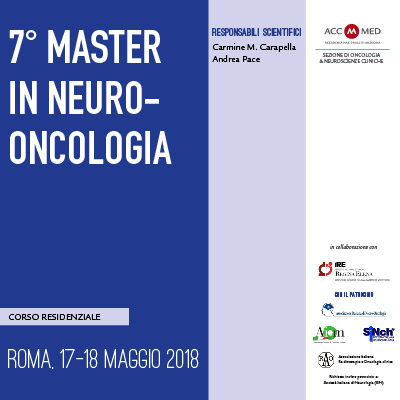 7° Master in Neuro-Oncologia