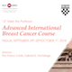 12th MEET THE PROFESSOR - Advanced International Breast Cancer Course