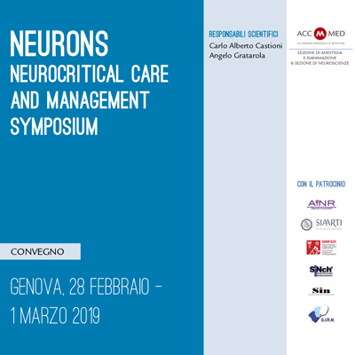 NEURONS. NEUROcritical care and maNagement Symposium