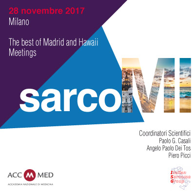 Sarcomi. The best of Madrid and Hawaii Meetings