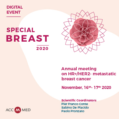 SPECIAL BREAST 2020. Annual meeting on HR+/HER2- metastatic breast cancer